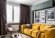 Dù phòng khách nhà bạn có nhỏ thế nào đi nữa thì vẫn đẹp hoàn hảo nhờ 3 kinh nghiệm lựa chọn ghế sofa dưới đây
