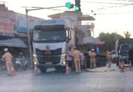 Hải Dương: Đi bán gạo ở chợ, người phụ nữ bị xe đầu kéo đâm tử vong