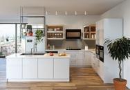 5 thiết kế nhà bếp phạm phong thủy cần tránh ngay tức khắc