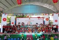 """Hơn 500 phụ huynh, cán bộ mầm non cùng các em thiếu nhi tỉnh Bắc Giang tham dự chương trình """"Sinh Con, Sinh Cha"""" đầu tiên"""