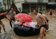 Hình ảnh tang thương của trận mưa lũ lớn tại Trung Quốc khiến 121 người chết, thiệt hại hàng trăm nghìn tỷ đồng
