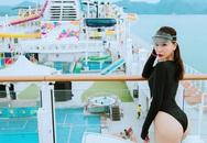 Quỳnh Thư - diễn viên lộ bằng chứng hẹn hò chồng cũ Quỳnh Nga: Bạn thân 15 năm của Ngọc Trinh, body bốc lửa và cực giàu!