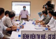 BV Trung ương Huế trở thành hậu phương vững chắc cho tuyến đầu Đà Nẵng
