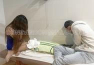 Tiếp viên massage ở Đồng Nai 'tắm tiên' với khách