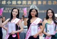 Diễn áo tắm giữa phố và sự bát nháo của cuộc thi hoa hậu ở Trung Quốc