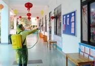 Nghệ An: Trường mầm non được mở cửa trở lại
