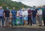 Tặng 15.000 khẩu trang kháng khuẩn cho phóng viên tác nghiệp tại Đà Nẵng