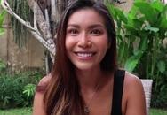 Minh Tú: 'Về Việt Nam là yên tâm nhất'