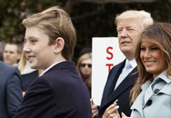 Barron Trump và cuộc sống đặc quyền của con trai tổng thống
