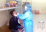 Kết quả xét nghiệm 7 người Thanh Hóa cùng xe khách với BN566 ở Thái Bình