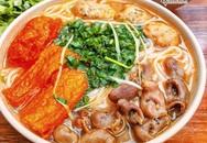 Các kiểu bún cá khác lạ ở Hà Nội