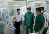 Hết sức lưu ý công tác khử khuẩn tại bệnh viện điều trị bệnh nhân nặng