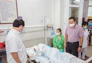 Diễn biến sức khỏe của nạn nhân sống sót vụ xe container đè bẹp xe con khiến 3 người chết