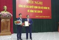 Trao quyết định bổ nhiệm ông Lê Quang Tùng làm Bí thư Tỉnh ủy Quảng Trị