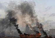 Vụ nổ kinh hoàng ở Lebanon: Khu vực giao thương sầm uất chớp mắt đã bị san bằng thành vùng đất hoang tàn không nhận ra