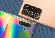 Galaxy Note20 Ultra so dáng cùng Note10+
