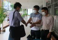 Đội phản ứng nhanh thứ 6 gồm BS Khoa Thận Nhân tạo và điều dưỡng của Bệnh viện Chợ Rẫy ra hỗ trợ cho Bệnh viện Hòa Vang