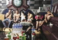 """Xử lý 6 trai làng, gái quê tổ chức """"tiệc"""" ma túy tại quán karaoke"""