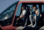 Ngồi trên trực thăng, rap Tăng Thanh Hà và sự lộn xộn của Đen Vâu