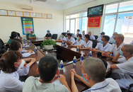 Thứ trưởng Bộ Y tế ghi nhận nghĩa cử cao đẹp của TP Hải Phòng chi viện đến TP Đà Nẵng