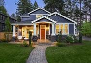 Màu sơn nhà ngoài trời đẹp mê ly, cả nghìn người nhìn đều khen ngợi, đúng đẳng cấp sành điệu