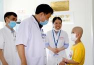 Thừa Thiên - Huế: Thực hiện thành công ca ghép tủy tự thân cho bệnh nhi 8 tuổi