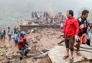 Lở đất kinh hoàng ở Nepal: 12 người chết, 21 người mất tích