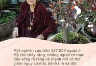 """Bí quyết để thọ 100 tuổi cực """"độc, dị"""" của những người phụ nữ sống lâu bậc nhất thế giới: Đặc biệt người số 2 sẽ khiến bạn muốn làm theo ngay"""