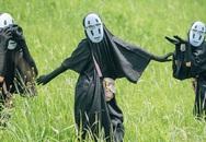 Triền đê cỏ tranh trắng muốt ở Bắc Từ Liêm trở thành điểm chụp ảnh check-in thu hút người dân Hà Nội