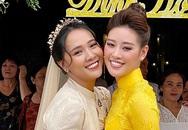 Chị dâu cao 176 cm của hoa hậu Khánh Vân