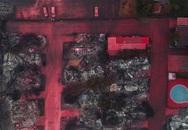 Khung cảnh như tận thế vì cháy rừng ở Bờ Tây nước Mỹ