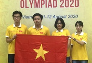 Học sinh Việt Nam liên tục giành huy chương tại các kỳ thi Olympic quốc tế