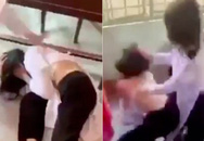 Nữ sinh lớp 10 bị đánh hội đồng, xé áo dài