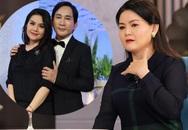 Vợ ba của NSƯT Kim Tử Long nói về quan hệ với hai vợ cũ và con riêng của chồng