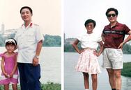 Bố và con gái chụp ảnh tại một nơi suốt 40 năm