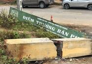 Gia cảnh nghèo của 3 cháu nhỏ tử nạn thương tâm trong vụ đổ trụ cổng trường ở Lào Cai