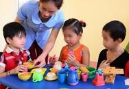 'Khóc thét' với giá dịch vụ giữ trẻ ngày cận Tết