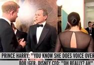 Harry 'xin việc' cho vợ