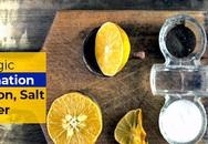 Hỗn hợp chữa bệnh từ hạt tiêu, muối và chanh có thể đem lại lợi ích gì cho cơ thể bạn lúc này?