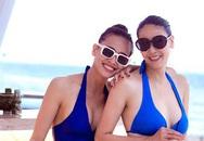 Hà Kiều Anh, Dương Mỹ Linh diện bikini