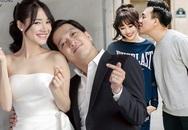 """Đọ độ chiều vợ của các ông chồng showbiz: Người chi tiền tỷ làm rạp chiếu phim trong nhà, người thay đổi cả """"vận mệnh"""" của vợ"""