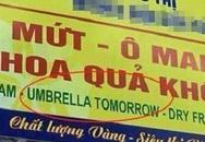 Cười ra nước mắt trước những thảm hoạ đặt tên đồ ăn bằng tiếng Anh