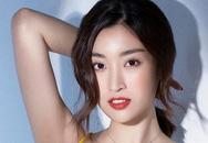 Hoa hậu Đỗ Mỹ Linh chia sẻ: 'Yêu ai cũng đậm sâu'