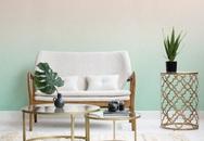 Nội thất màu ombre sẽ là xu hướng trong thiết kế nhà năm 2020