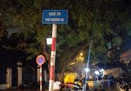 Hà Nội: Cháy ngôi nhà trong ngõ, 1 nữ sinh viên tử vong, nhiều người khác bị thương