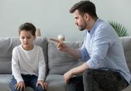 Sai lầm của các ông bố khi kỷ luật con