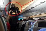 Người phụ nữ nhanh trí ghi lại cảnh 'đạo chích' trộm cắp trên máy bay