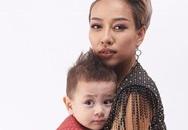 Thảo Trang bật khóc khi tiết lộ chuyện bố của con trai cô đã qua đời