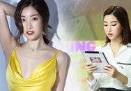 """Hoa hậu Đỗ Mỹ Linh: """"Công việc ở đài truyền hình của Linh đã tạm dừng"""""""