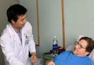 Lấy cây tăm nhọn 'đi lạc' từ ổ bụng xuống tận bẹn cho bệnh nhân người Mỹ